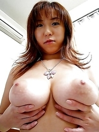 Beautiful asian huge tits babes